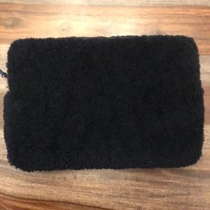 "NWOT Wool Laptop/iPad Case (14"" x 9"")"